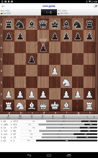 Chess - play, train & watch 1.4.18 Screenshots 8