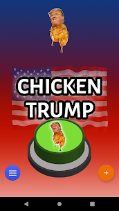 Trump Chicken: Dance Button Song 4