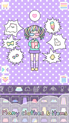 Pastel Girl : Dress Up Game 2.4.8 Screenshots 5