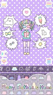 Pastel Girl : Dress Up Game Mod 2.4.9 Apk [Free Shopping] 5