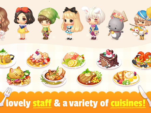 My Secret Bistro - Play cooking game with friends 1.8.6 screenshots 10