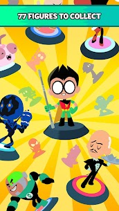 Teeny Titans: Collect & Battle Apk Download New 2021* 3