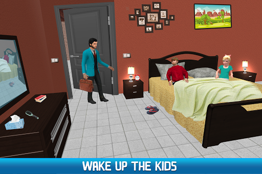 Virtual Single Dad Simulator: Happy Father 1.18 screenshots 1