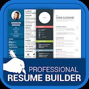 Professional Resume Maker & CV builder- PDF format