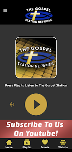 The Gospel Station Screenshot