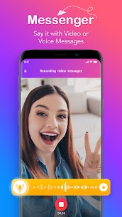Pro Messenger – Free Text, Voice & Video Chat 4