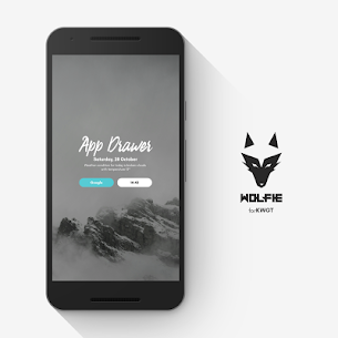 Wolfie for KWGT Apk [Paid] Download for Android 4