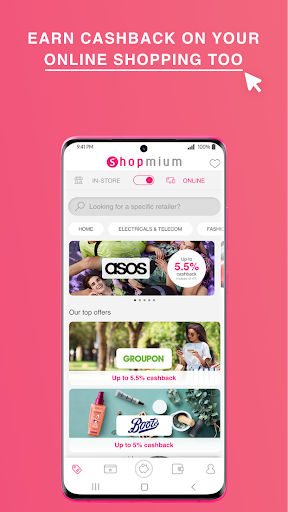 Shopmium - Exclusive Offers  screenshots 4
