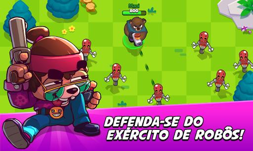 Code Triche Bearly a Defense - Tower Defense e Estratégia (Astuce) APK MOD screenshots 3