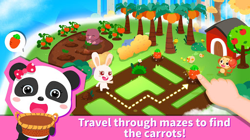 Baby Panda's Forest Feast - Party Fun  screenshots 4