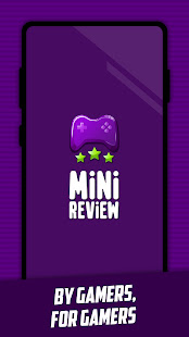MiniReview - Game Reviews