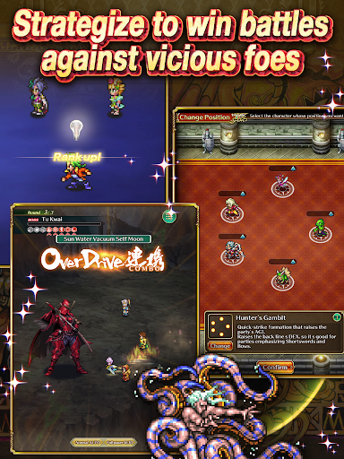 Romancing SaGa Re;univerSe  screenshots 12