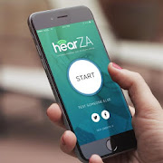 hearZ‪A‬ -South Africa's national hearing test app
