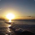 Ocean Waves Sunset Live HD 3 APK