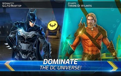 DC Legends Mod Apk: Fight Superheroes (Unlimited Skills) 9