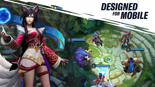 League of Legends: Wild Rift For Android (MOD, Unlimited Money) 4