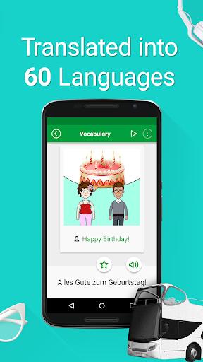 Speak German - 5000 Phrases & Sentences modavailable screenshots 2