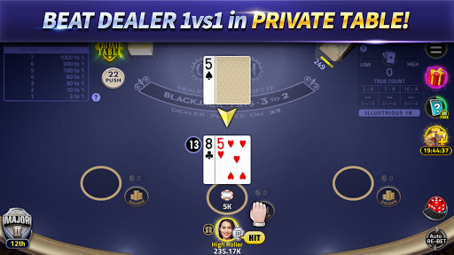 Blackjack 21: House of Blackjack 1.7.1 screenshots 3