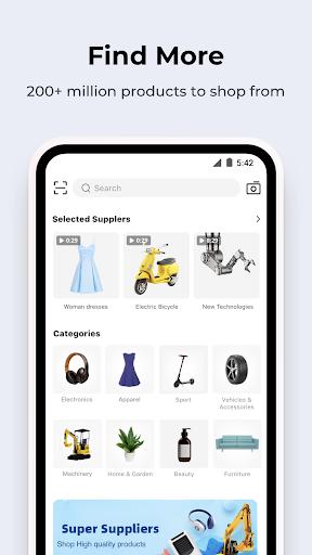 Alibaba.com - Leading online B2B Trade Marketplace android2mod screenshots 2