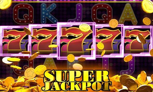 Mega Win 777 King Slots u2605 Big Jackpot 1.0 Screenshots 1