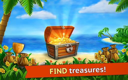 Artifact Quest - Match 3 Puzzle  screenshots 11
