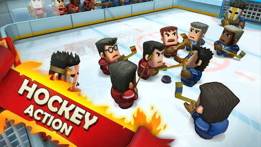 Ice Rage: Hockey Multiplayer Free  screenshots 6
