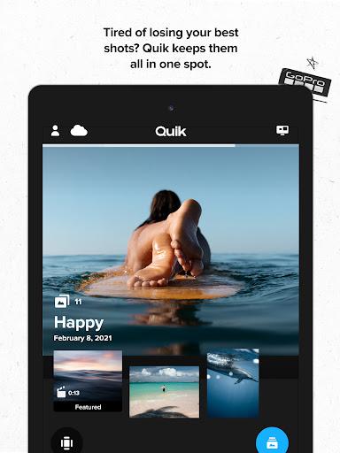 GoPro Quik: Video Editor & Slideshow Maker apktram screenshots 16