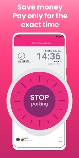 EasyPark - find & pay parking android2mod screenshots 3