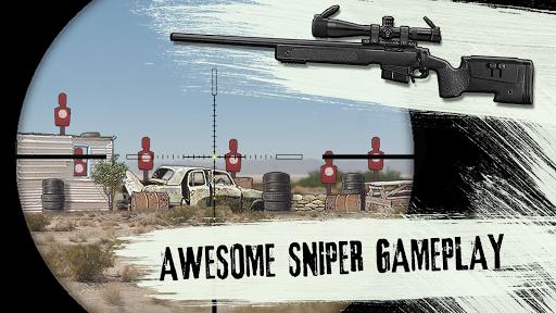 LONEWOLF (17+) - a Sniper Story 1.2.95 Screenshots 6