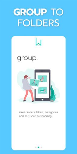 Linker - Save. Group. Share.