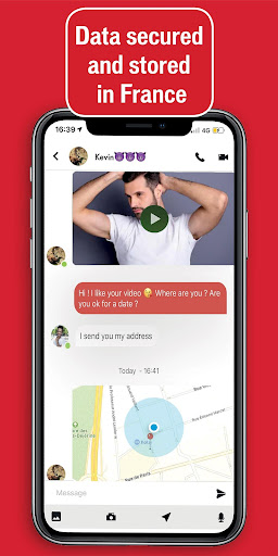 JocK - Gay video dating and gay video chat  Screenshots 8