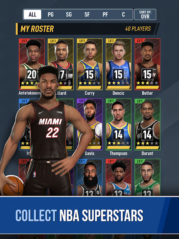 NBA Ball Stars: Play with your Favorite NBA Stars poster 13