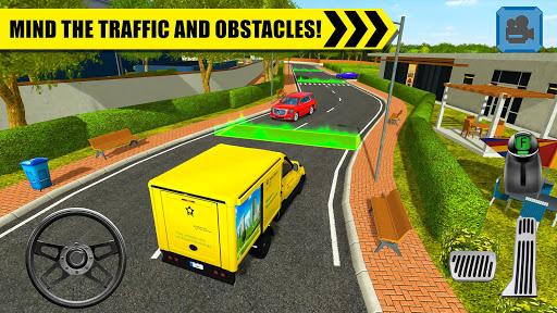 Truck Driver: Depot Parking Simulator 1.2 screenshots 3
