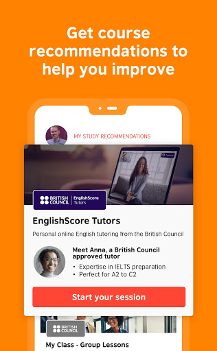 EnglishScore: Free British Council English Test 2.0.18 Screenshots 5