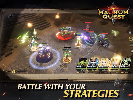 Magnum Quest apklade screenshots 1