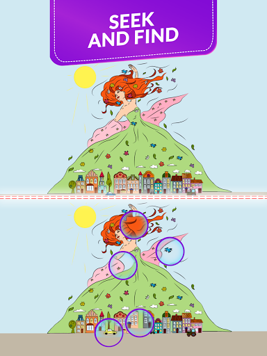 Spot 5 Differences: Find them! 1.0.24 screenshots 15