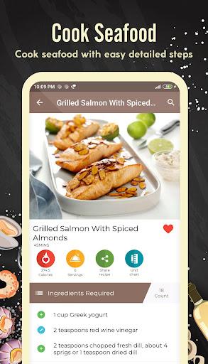 Seafood Recipes 44.0.0 screenshots 2