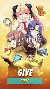 Sakura girls: Anime love novel MOD (Unlimited Money) 5