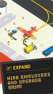 Airport Inc. – Idle Tycoon Game ✈️ Mod Apk 1.3.13 (Free Shopping) 3