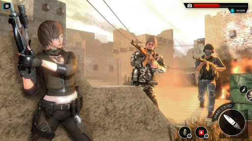 Cover Strike Fire Shooter: Action Shooting Game 3D 1.45 screenshots 2
