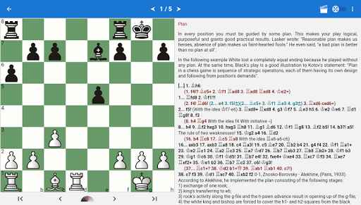 Chess Strategy (1800-2400) 1.3.5 Screenshots 8
