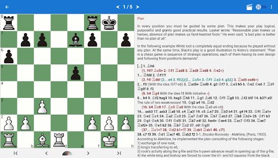 Chess Strategy (1800-2400) 1.3.10 Screenshots 8