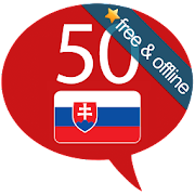 Learn Slovak - 50 languages