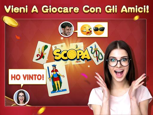 Scopa(Free,No Ads): Italian Card Game  screenshots 13