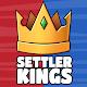 Colonos Reis: Confronto de Reinos e Quebra-cabeças para PC Windows