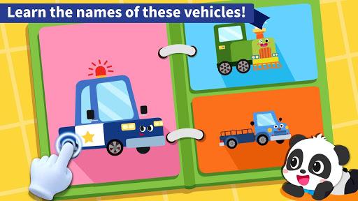 Baby Panda's Book of Vehicles 8.48.00.01 Screenshots 2