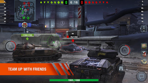 World of Tanks Blitz PVP MMO 3D tank game for free 7.5.0.463 screenshots 3