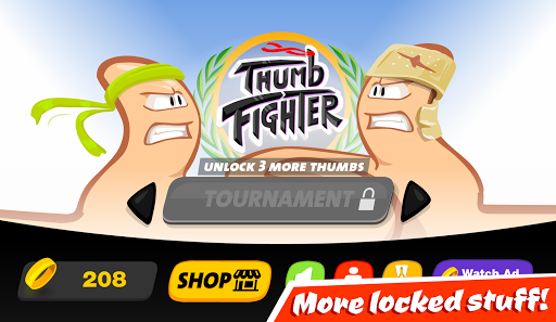Thumb Fighter ud83dudc4d apkmr screenshots 6