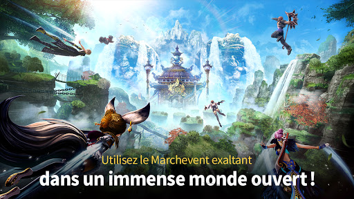 Blade&Soul: Revolution APK MOD – Pièces Illimitées (Astuce) screenshots hack proof 2