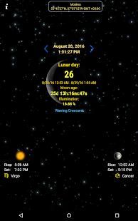 Moon Calendar 3.0 Screenshots 9